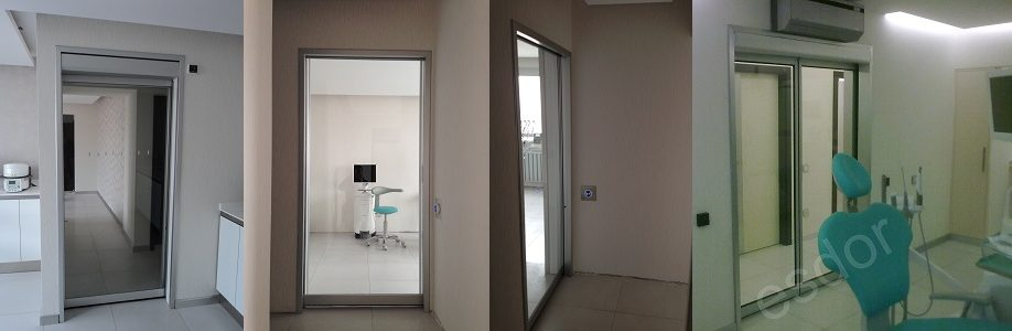 Intra Wall Sliding Door